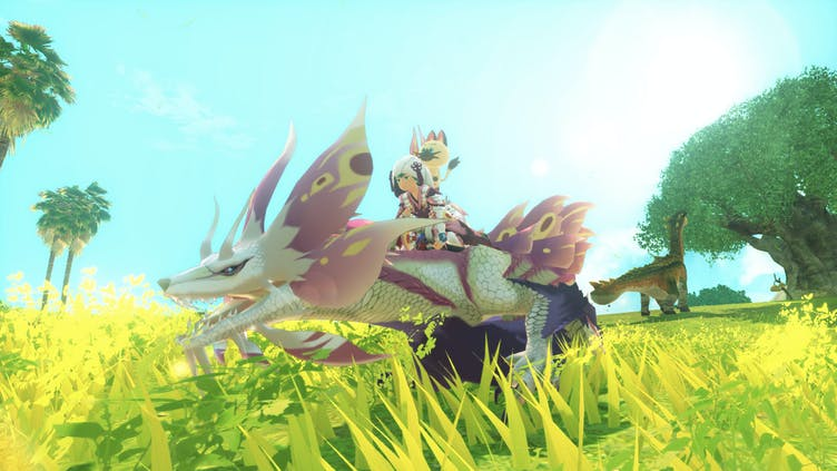 Monster Hunter Stories 2: Wings of Ruin Deluxe Edition - What's included