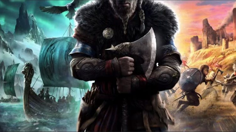 Ubisoft announces Assassin's Creed Valhalla - Full reveal premiere trailer to come