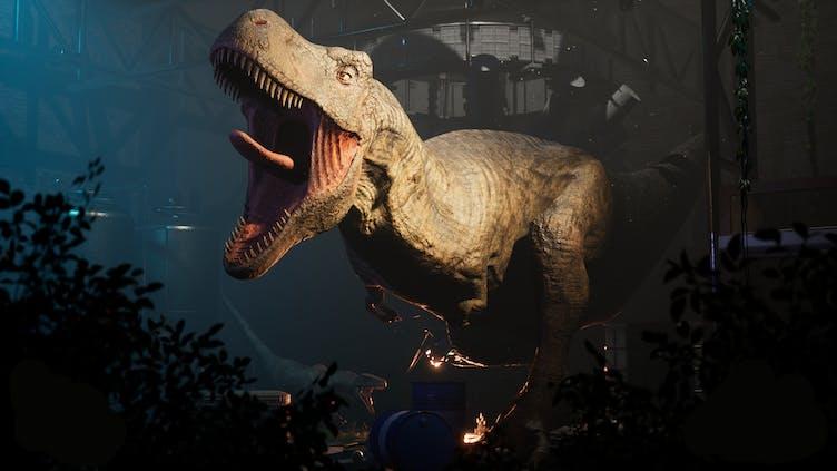 Alien: Isolation meets Dino Crisis in new Kickstarter survival horror Deathground