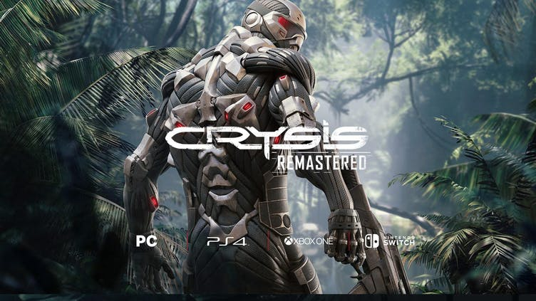 Eagle-eyed gamers spot Crysis Remastered confirmation