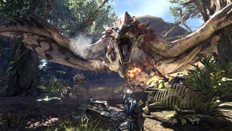 What are critics saying about Monster Hunter: World