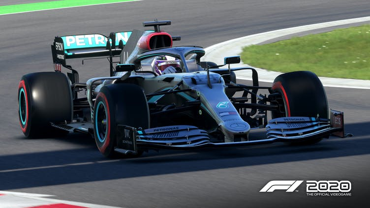 Create your own F1 Team with this New Feature in F1 2020