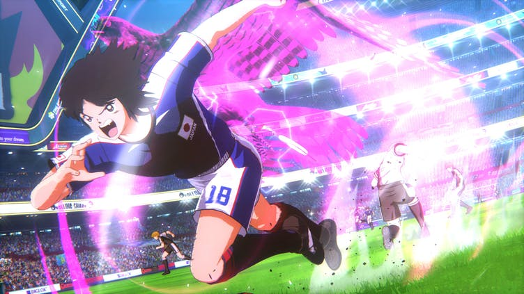 'Naruto meets soccer' in Captain Tsubasa: Rise of New Champions trailer