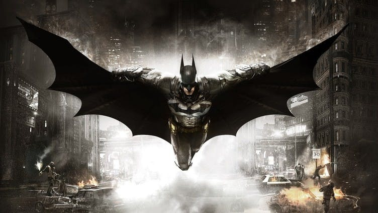 Be The Batman - 40 years of the Caped Crusader in video games