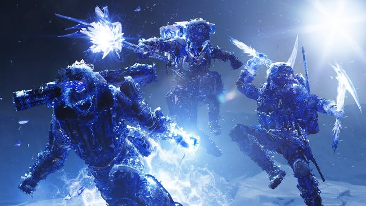 Destiny 2: Beyond Light - Meet the new enemies