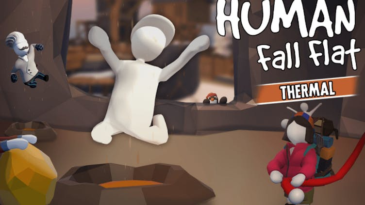 New Thermal level added to Human: Fall Flat