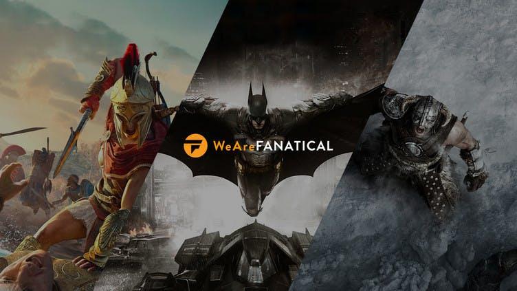 Watch YouTuber MarzBarVlogs transform the Fanatical gaming den
