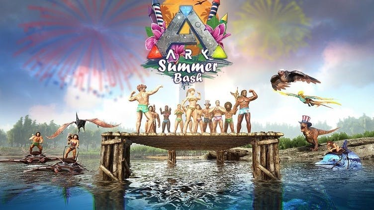 What's included in the ARK: Survival Evolved Summer Bash