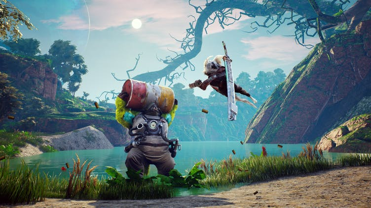 New Biomutant gameplay unveiled in IGN's Summer of Gaming