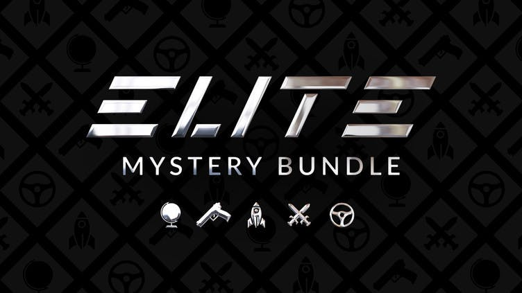 Top Steam games guaranteed with Elite Mystery Bundle