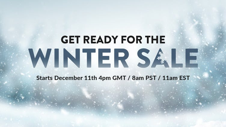 Get ready for the Fanatical Winter Sale - Unmissable game deals
