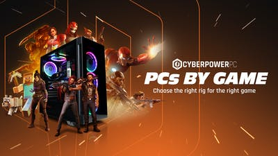 Choosing the right PC gaming rig for you - Cyberpower deals and guides