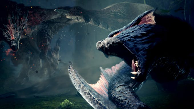 Monster Hunter World Iceborne New Large Monsters Confirmed So Far Fanatical A mysterious elder dragon able to manipulate veins of ore. monster hunter world iceborne new