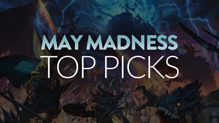 May Madness deals - Top picks so far