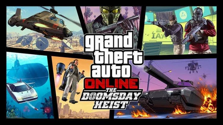 What to expect in GTA Online: The Doomsday Heist