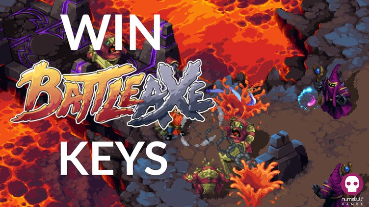 Chance to win Battle Axe Steam PC keys