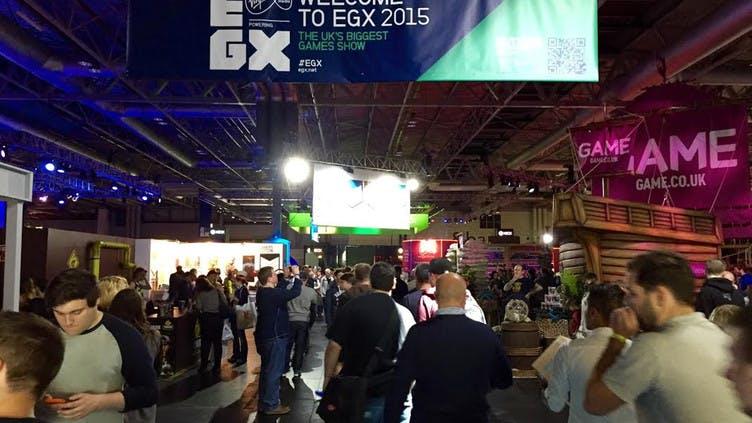 EGX 2015 at the NEC Birmingham - GALLERY