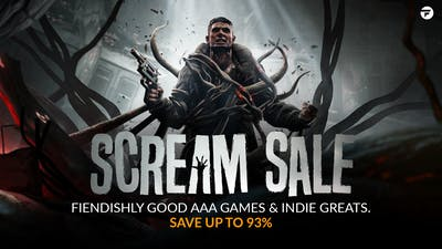 Scream Sale top deals - Plus claim a free mystery Steam PC game