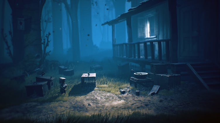 What platforms can you play Little Nightmares II demo on - How to play