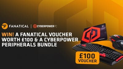 CONTEST: Win Cyberpower gaming accessories & Fanatical spending spree