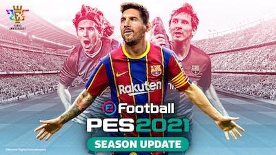 PES 2021 will be 'season update' DLC ahead of next-gen switch says Konami