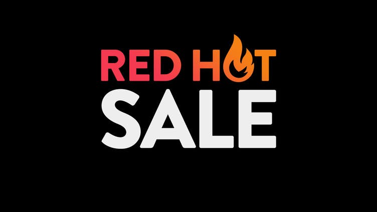 Over 1,800 sizzling Steam deals now live in the Red Hot Sale