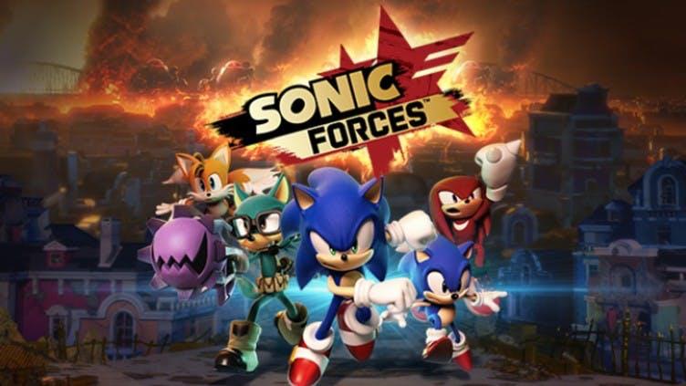 New Sonic Forces screenshots reveal customizable hero