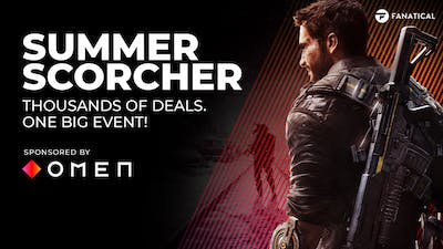 Summer Scorcher now live - Save big on amazing PC games