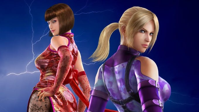 Anna & Nina Williams (TEKKEN)