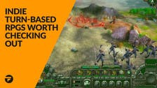 Indie turn-based RPG Steam games worth checking out