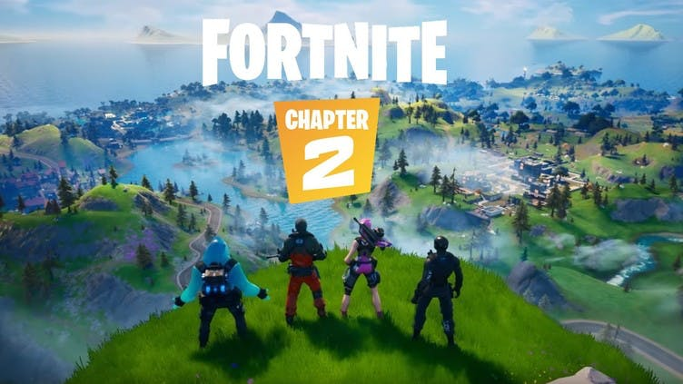 Fortnite Chapter 2 trailer leaked ahead of Epic's official announcement
