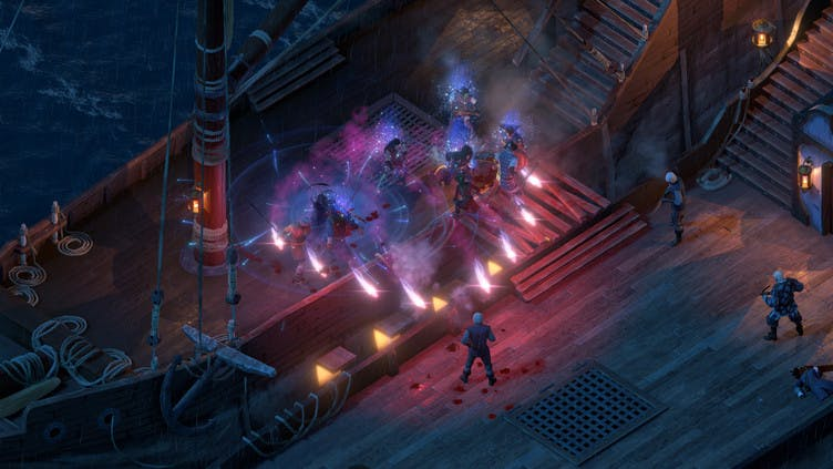 Pillars of Eternity II: Deadfire is a 'compelling RPG'