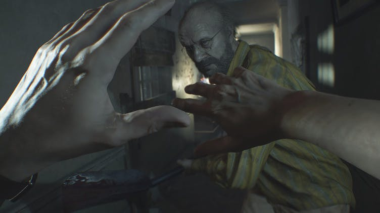 Resident Evil 7 director on awards and what's next