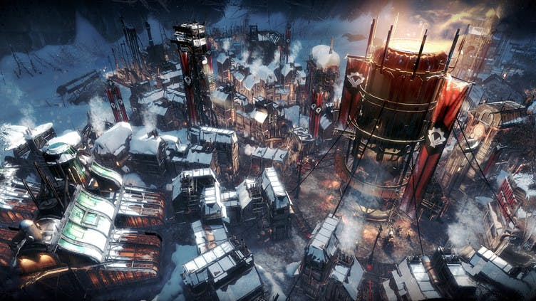 Frostpunk - Surviving the deadly winter