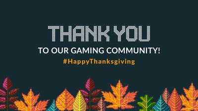 Top Thanksgiving PC games deals to buy - Don't miss out