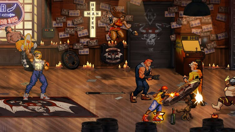 How to unlock secret boss fight stages in Streets of Rage 4