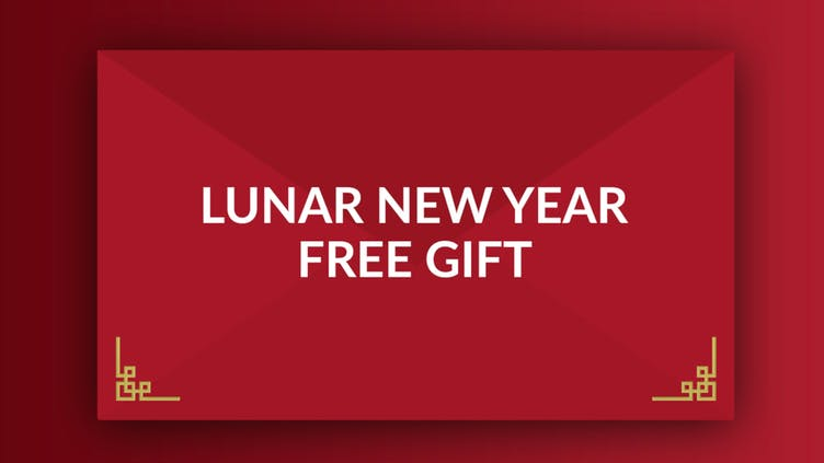 How to get a Lunar New Year free gift - What you can find