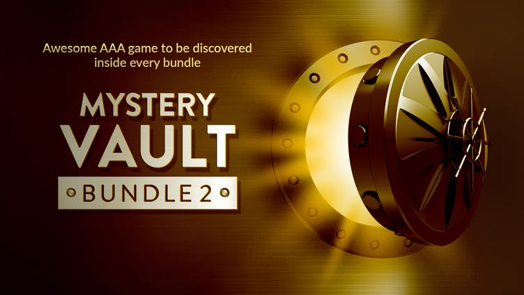 What games could you find in Mystery Vault Bundle 2 - Solve the clues