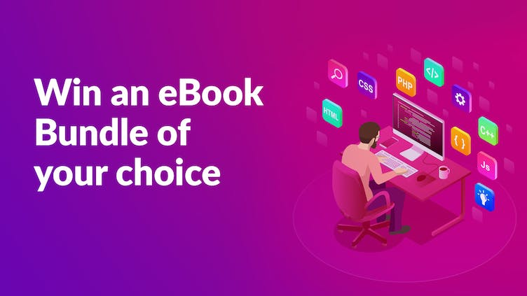 Win an eBook bundle of your choice with Fanatical