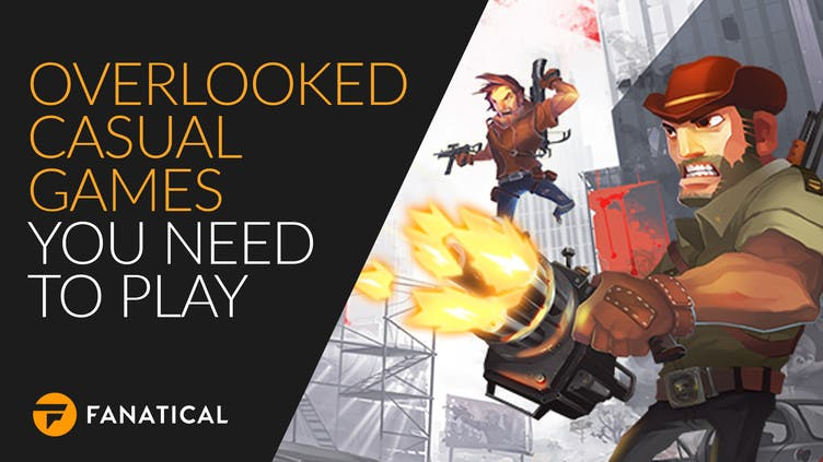 Overlooked casual Steam PC games you need to play