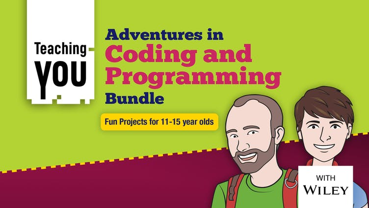 Adventures in Coding & Programming Bundle - 5 key things you can learn