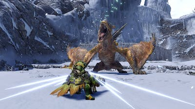 Monster Hunter Rise Deluxe Edition - What's included