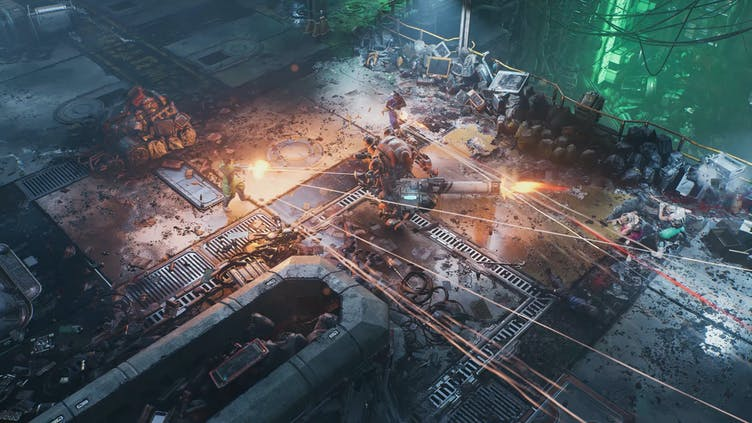 The best isometric games for PC gamers
