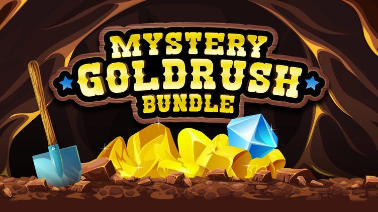 Mystery Goldrush Bundle - Diamond and Gold tier games explained