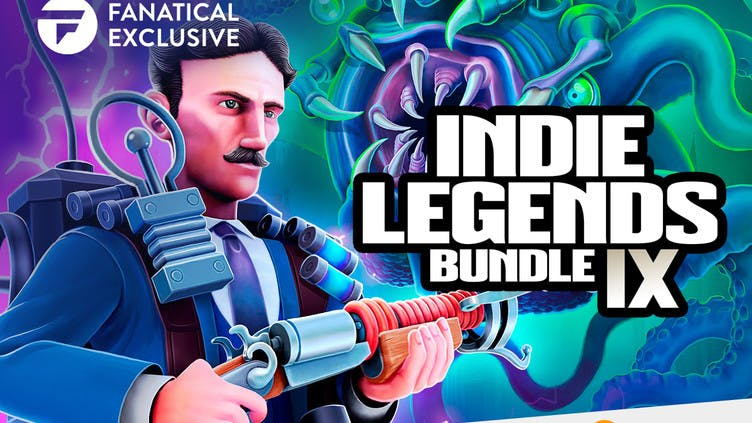 5 reasons why you need the Indie Legends IX Bundle