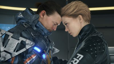 How Death Stranding approaches lethal and non-lethal combat