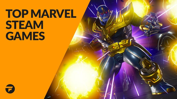 Top Marvel Steam PC games to check out