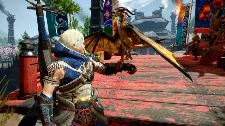 Monster Hunter Rise: Sunbreak expansion arrives Summer 2022 for PC and Switch