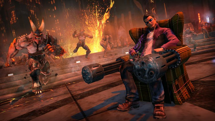 New Saints Row and Dead Island games confirmed by THQ Nordic