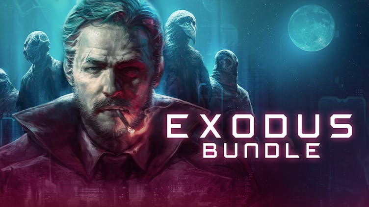 Great games you can buy in the Exodus Bundle